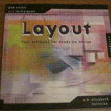 LAYOUT - Fast Solutions for Hands-On Design - web tricks - Rockport 2002, Alta editura