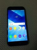 Samsung Galaxy A5 (2017), 32GB, 4G, Black, Negru, Neblocat, Single SIM