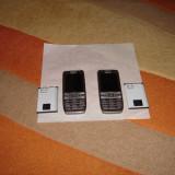 NOKIA E52 ORIGINAL 100% ARGINTIU IMPECABILE- 239 LEI !!! - Telefon mobil Nokia E52, Gri, Neblocat