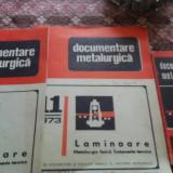 Carti 3buc, Documentare metalurgica si tratamente termice, laminare