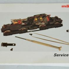 Catalog Ghid Marklin HO - Service - Ratgeber
