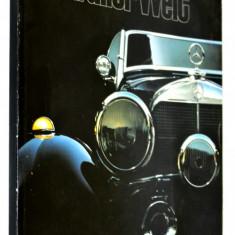 Numar aniversar : Revista Mercedes Benz in aller Welt : 100 Jahre Automobil - Revista barbati