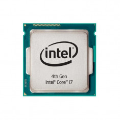 Procesor gaming Intel Haswell, Core i7 4770 3.4GHz Tray - 1155 - Procesor PC Intel, Intel Core i7, Numar nuclee: 4, Peste 3.0 GHz