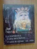 E3 Letopisetul Tarii Moldovei. O Sama De Cuvinte - Ion Neculce, Ion Neculce