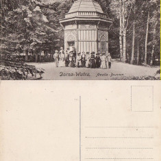 Vatra Dornei (Bucovina, Suceava)-vedere - Carte Postala Bucovina 1904-1918, Necirculata, Printata