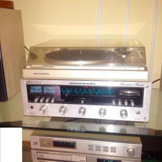 Pickup Marantz TT130 - Pickup audio