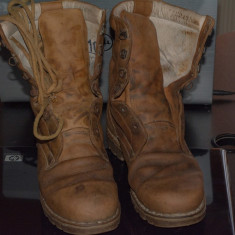 Bocanci militari deșert armata SUA - Bocanci barbati, Marime: 43 1/3, Culoare: Bej