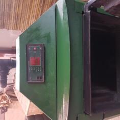 Vand centrala pe lemne - Cazan