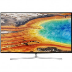 Televizor Samsung LED Smart TV UE49 MU8002 124cm Ultra hD 4K Black - Televizor LED Samsung, 125 cm
