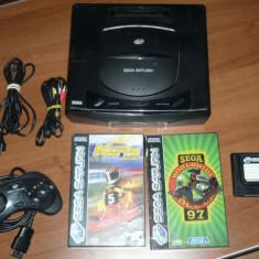 Sega Saturn - Jocuri Sega
