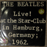Vinyl/Vinil The Beatles  ‎– Live! At The Star,Germany 1977,2xLP,VG+