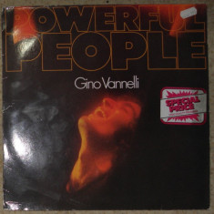 Vinyl/vinil Gino Vannelli – Powerful People(Jazz-Rock), Germany 1974, VG - Muzica Jazz