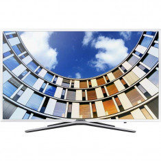 Televizor Samsung LED Smart TV UE49 M5512 123cm Full HD White - Televizor LED Samsung, 121 cm