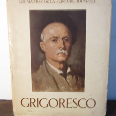 GRIGORESCO-IONEL JIANU, LIMBA FRANCEZA - Album Pictura
