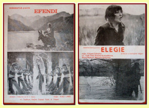 10 afise Romaniafilm era comunista (lot 1), cinema Epoca de Aur anii '70-'80
