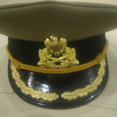 Chipiu militar ani 2014 prezent Marimea 56
