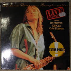 Vinyl/vinil Barbara Thompson's – Live In Concert( Jazz), 2xLP, vezi descrierea - Muzica Jazz