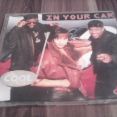 CD THE COOL NOTES-IN YOUR CAR ORIGINAL GERMANIA 1996
