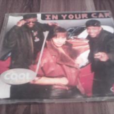 CD THE COOL NOTES-IN YOUR CAR ORIGINAL GERMANIA 1996 - Muzica Blues