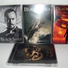 Black Sails 2014 Vele Negre 4 sezoane DVD