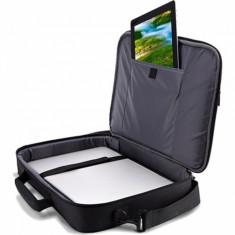Geanta laptop Case Logic ANC 317, 17.3 Inch, Poliester, Negru, Nailon
