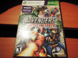 Marvel The Avengers Battle for Earth, xbox360, alte sute de jocuri!, Shooting, 16+, Single player