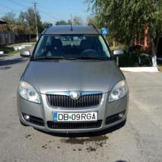 Skoda roomster, Motorina/Diesel, VAN