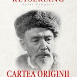 Cartea Originii Hermann Keyserling Ed. Sens 2017 broșata Fs - Filosofie