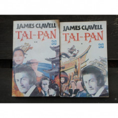 TAI PAN - JAMES CLAVELL 2 VOLUME - Carte de aventura