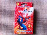 Spiderman 2 july 2005 pachet cu 36 cartonase de colectie carti joc spider man