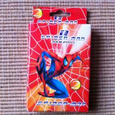 Spider man 2 july 2005 36 cartonase de colectie carti joc hobby - Cartonas de colectie