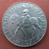25 new pence ( Silver Jubilee ) 1977, Europa