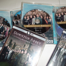 Downton Abbey 2010 6 sezoane  DVD, Drama, Romana