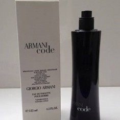 ParfumTester  Giorgio Armani Code - 125 Ml