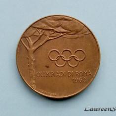 Medalie  Italia  -  OLIMPIADI   di  ROMA  1960