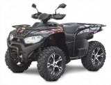 Access 650i TRANSASIA EPS 4WD Black '18