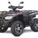 Access 650i TRANSASIA EPS 4WD Black '19