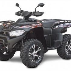 Access 650i TRANSASIA EPS 4WD Black '17 - ATV