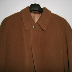 Palton barbati Shock Line, mar 50-L, maro, in stare buna!, Marime: L, Culoare: Din imagine