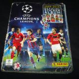 Album PANINI UEFA Champions League 2009-2010 complet dar cu grad mare de uzura
