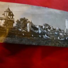 Ilustrata - Targoviste - Complexul Curtii Domnesti - Carte Postala Muntenia dupa 1918, Necirculata, Fotografie