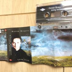 Goran bregovic song book caseta audio muzica pop rock folk film 2000 compilatie - Muzica soundtrack universal records, Casete audio