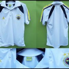 Tricou de fotbal Fenerbahce - Fenerium - Marimea S - Echipament fotbal, Marime: S