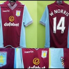 Tricou de fotbal Aston Villa - Norris - Echipament fotbal, Marime: M