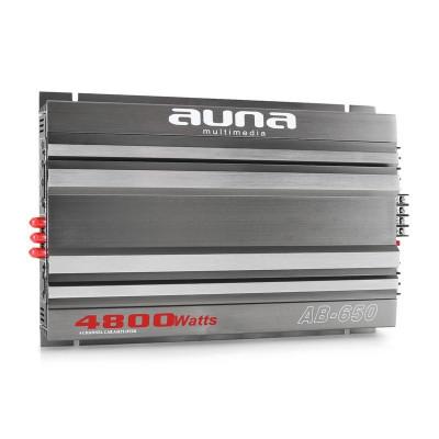 Amplificator de mașină AUNA AB-650 4800 Watt 6-Canale foto