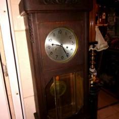 Pendula, ceas de perete antic marca Junghans german