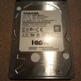 Hard Disk / HDD SATA TOSHIBA 750GB 100% HEALTH Laptop - HDD laptop Toshiba, 500-999 GB, Rotatii: 5400