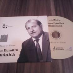 CD DONA DUMITRU SIMINICA MUZICA DE COLECTIE JURNALUL NATIONAL - Muzica Lautareasca