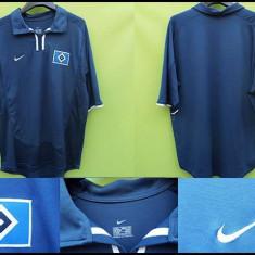 Tricou Fotbal Original L Hamburg - Echipament fotbal, Marime: L