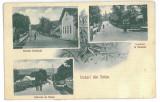 2405 - SOLCA, Bucovina, Suceava, Romania - old postcard - used - 1933
